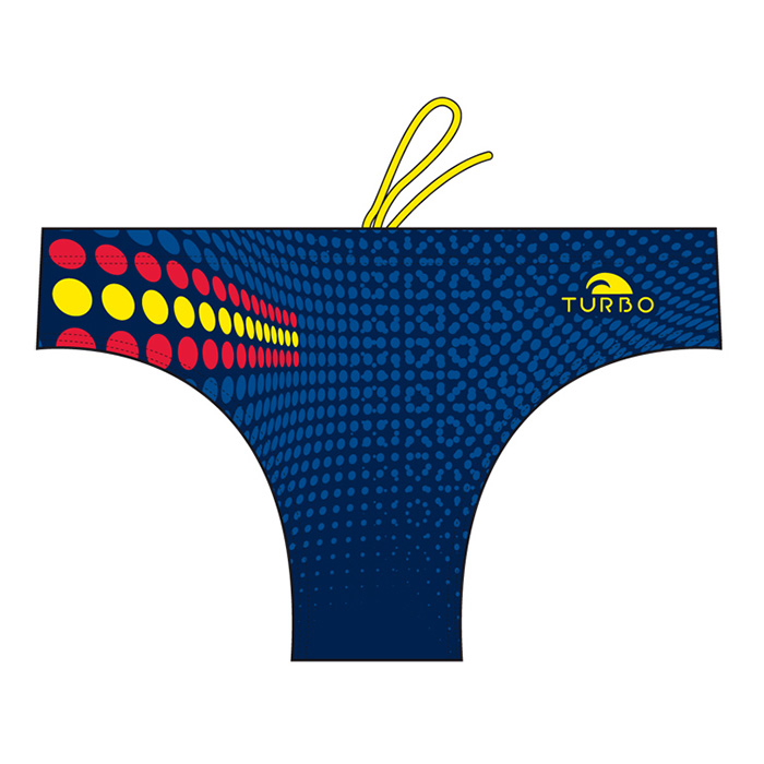 7952c97ddef0 Bañador de waterpolo Turbo Spain 2016 | deporvillage