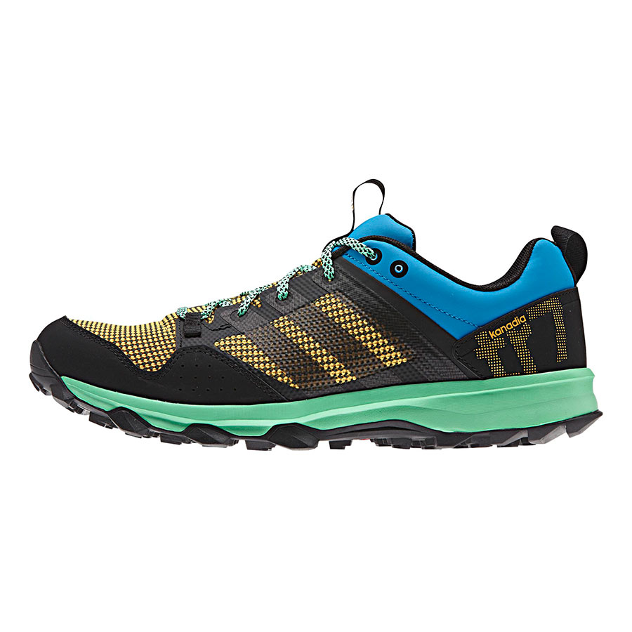 the latest 8a7ca 621a2 adidas kanadia azules
