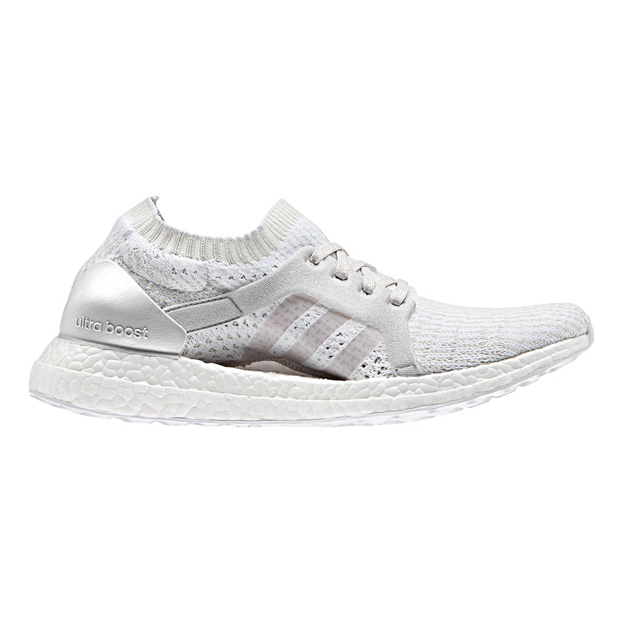 low priced 85831 e36d8 Zapatillas adidas Ultraboost X blanco gris mujer   deporvillage