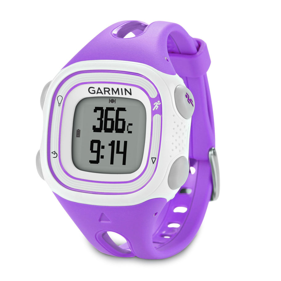 how to use a garmin forerunner 10