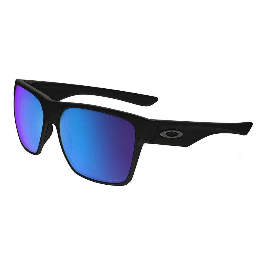 1640d937bb Gafas Oakley Two Face XL con lentes Sapphire Iridium polarizadas |  deporvillage