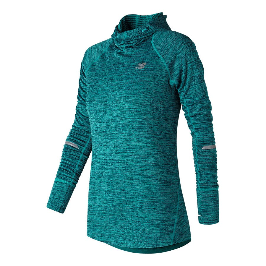 Deporvillage New Mujer Heat Larga Balance Camiseta Manga 4PxHw7